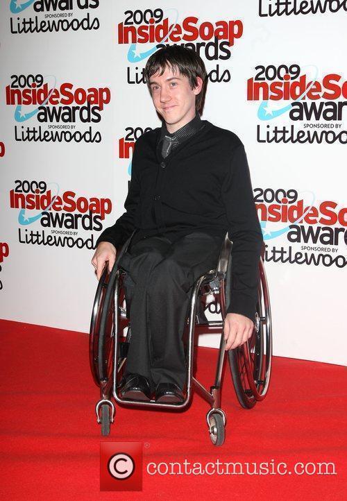 David Proud The Inside Soap Awards 2009 held...