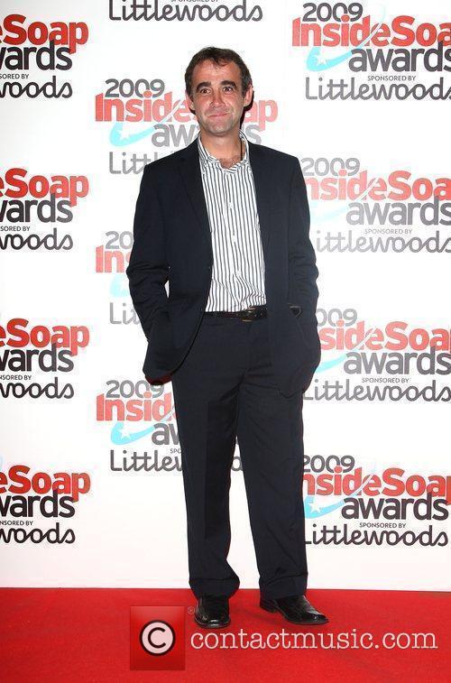 Michael Le Vell The Inside Soap Awards 2009...