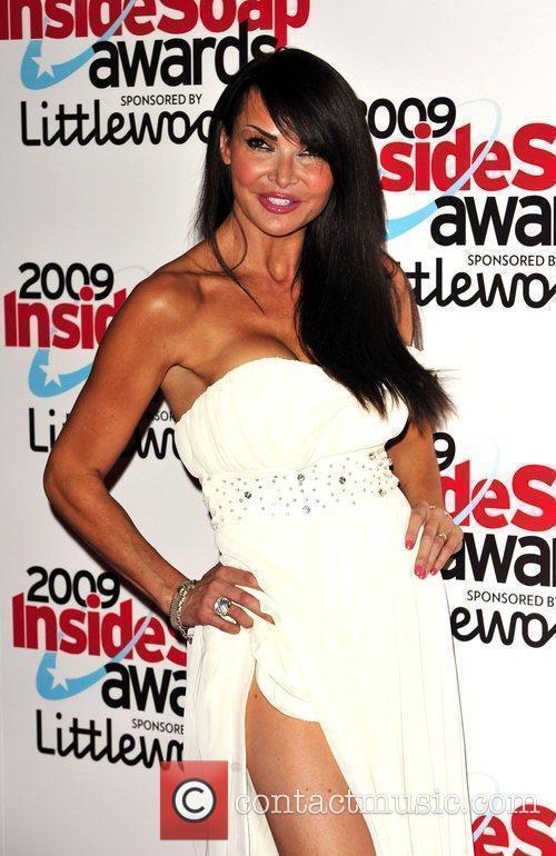 Liz Cundy The Inside Soap Awards 2009 held...