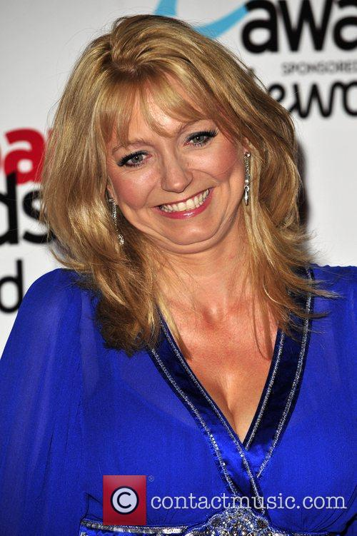 Sarah Jane Buckley The Inside Soap Awards 2009...