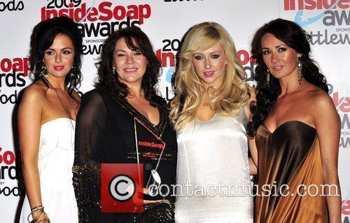 Jennifer Metcalfe, Gemma Merna and Nicole Barber-lane 8