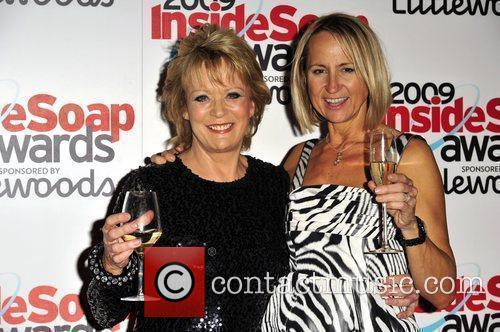 Sherry Hewson and Carol McGiffin The Inside Soap...
