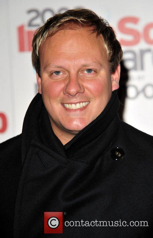 Antony Cotton The Inside Soap Awards 2009 held...