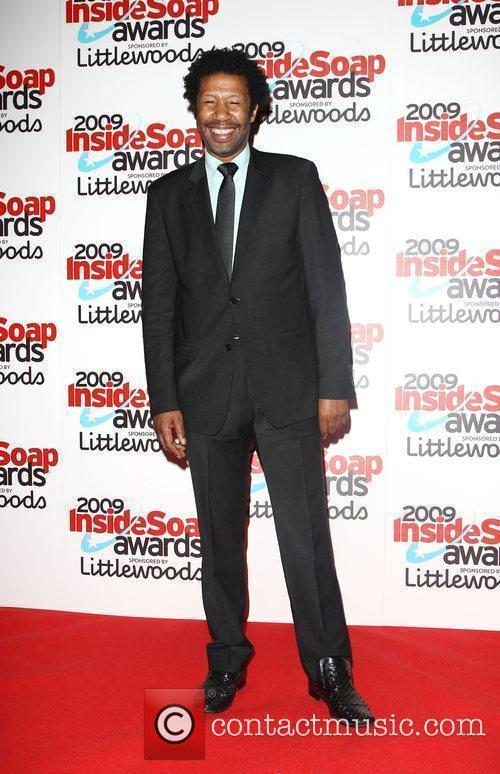 Brian Bovell The Inside Soap Awards 2009 held...