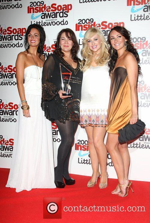 Michelle Keegan, Gemma Merna, Hollyoaks and Nicole Barber-lane 3