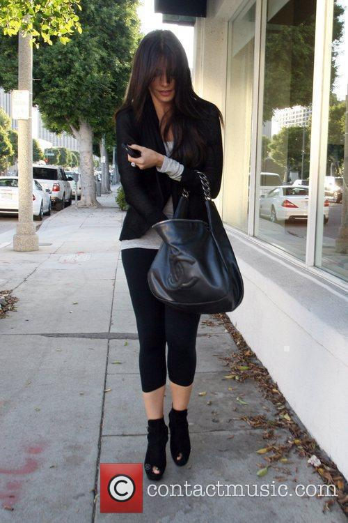 Sofia Vergara out shopping on Rodeo Rd Beverly...