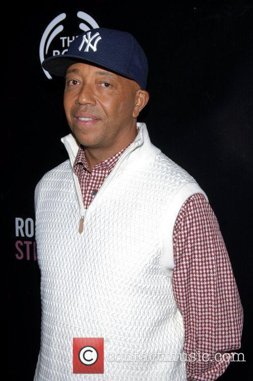 Russel Simmons The Somaly Mam Foundation NYC benefit...