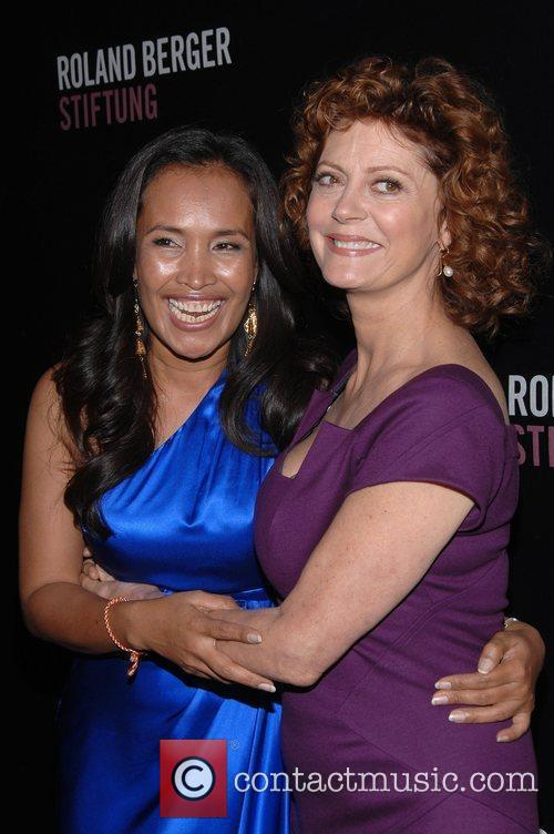 The Somaly Mam Foundation NYC benefit gala held...