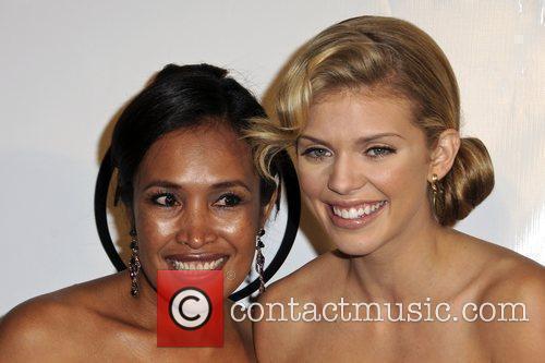 Annalynne Mccord and Somaly Mam 3
