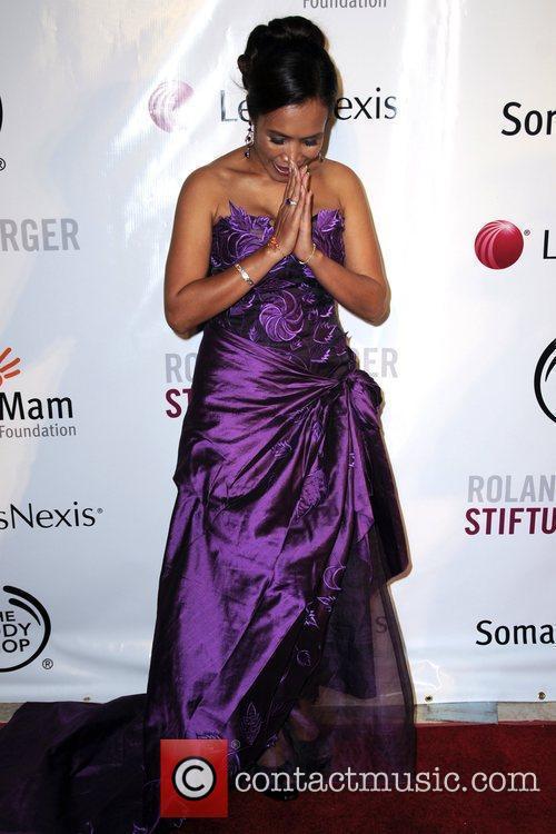 Somaly Mam Somaly Mam foundation hosts the 2nd...