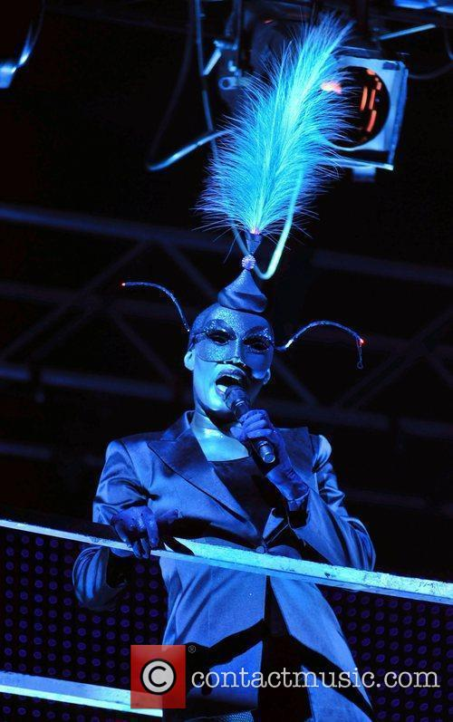 Grace Jones and Sonar 7
