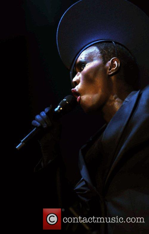 Grace Jones and Sonar 9