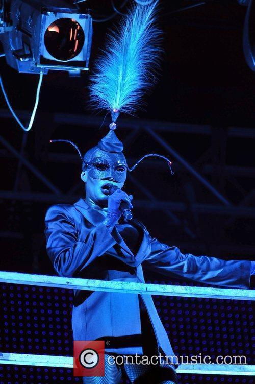 Grace Jones and Sonar 6