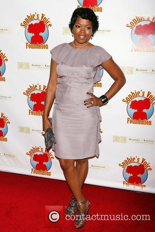 Malinda Williams Cocktails with a Cause benefitting Sophie's...