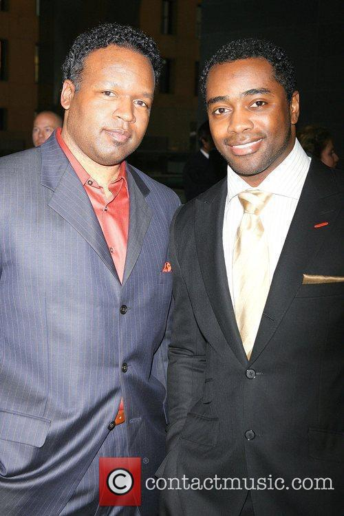 Byron Harmon, Curtis Martin Cocktails with a Cause...