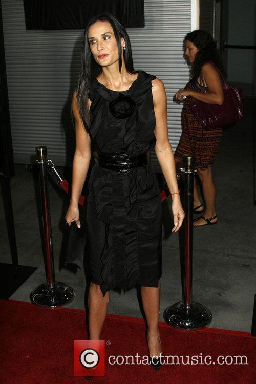 Demi Moore Los Angeles Premiere of 'Sorority Row'...