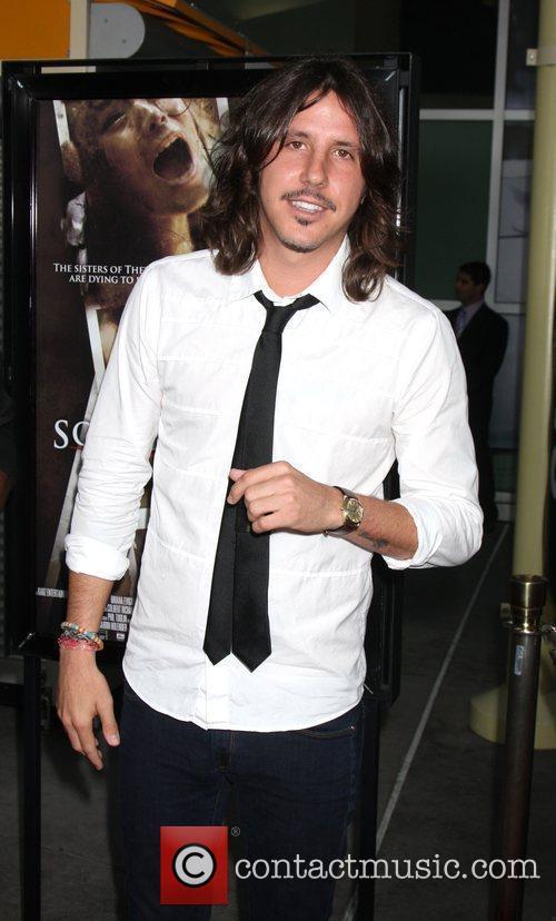 Cisco Adler Los Angeles Premiere of 'Sorority Row'...