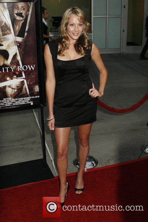 Deja Kruetzberg Los Angeles Premiere of 'Sorority Row'...