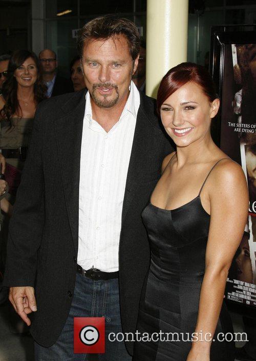 Greg Evigan and Briana Evigan Los Angeles Premiere...