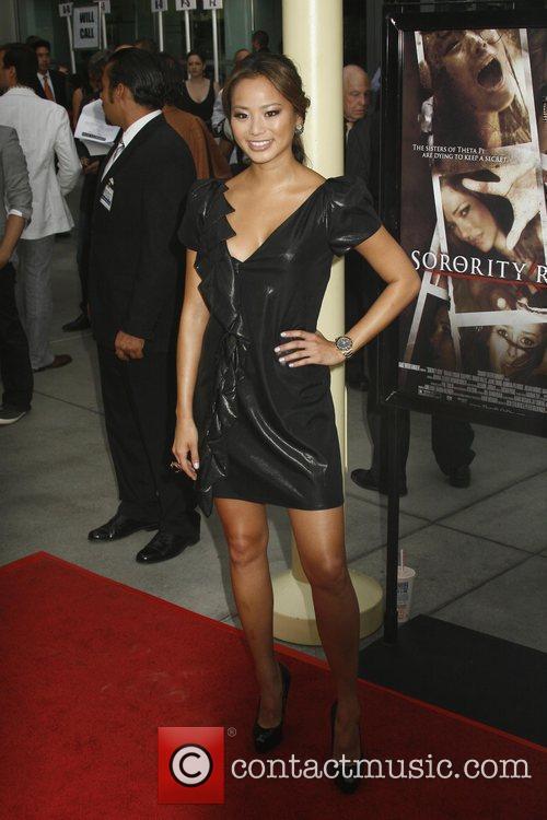 Jamie Chung Los Angeles Premiere of 'Sorority Row'...