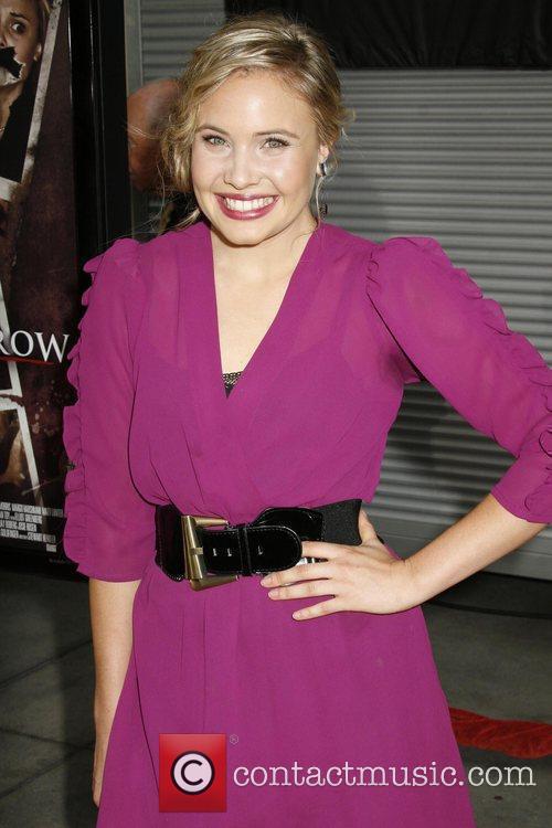 Leah Pipes Los Angeles Premiere of 'Sorority Row'...