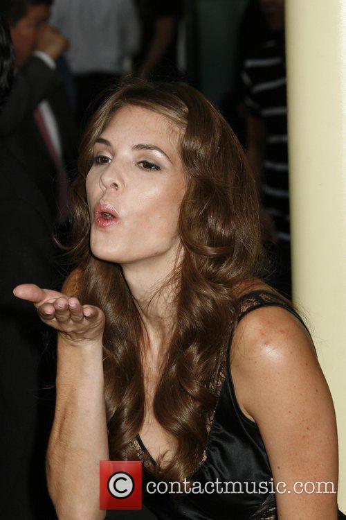 Nicole Moore Los Angeles Premiere of 'Sorority Row'...