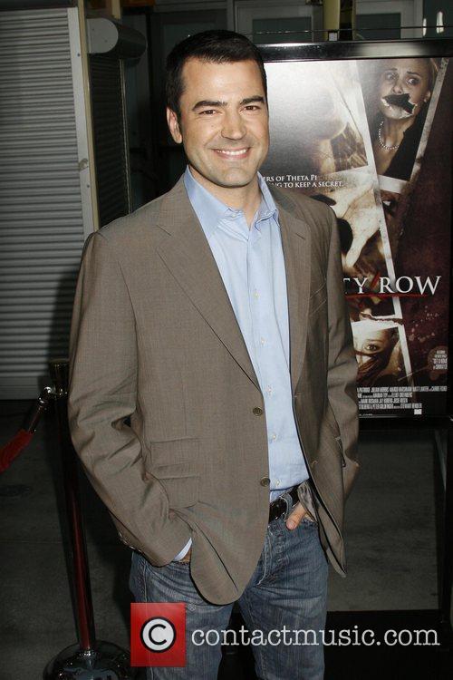 Ron Livingston Los Angeles Premiere of 'Sorority Row'...