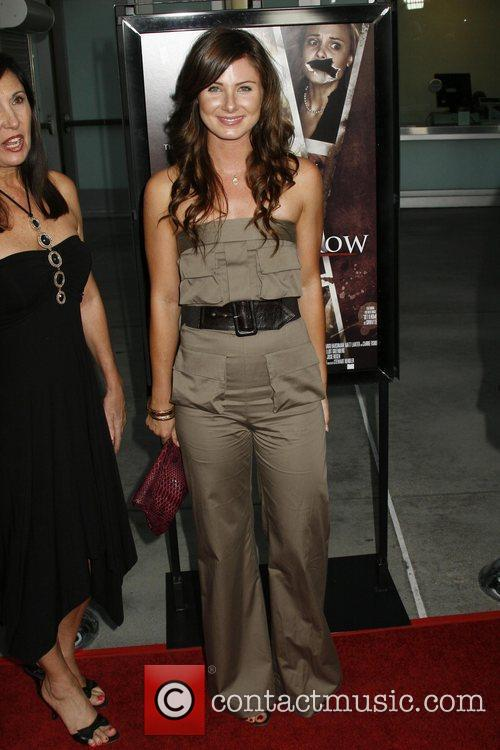 Vanessa Lee Evigan  Los Angeles Premiere of...