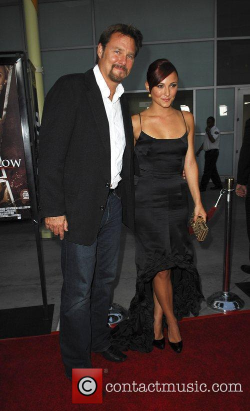Briana Evigan with her father Greg Los Angeles...
