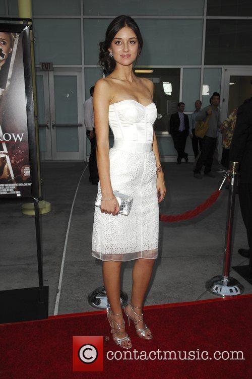 Carolina D'Amore Los Angeles Premiere of 'Sorority Row'...