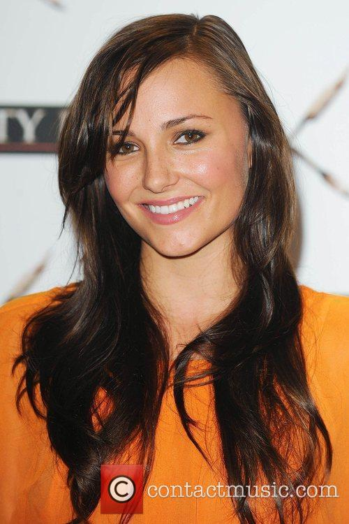 Briana Evigan at a photocall for 'Sorority Row'...
