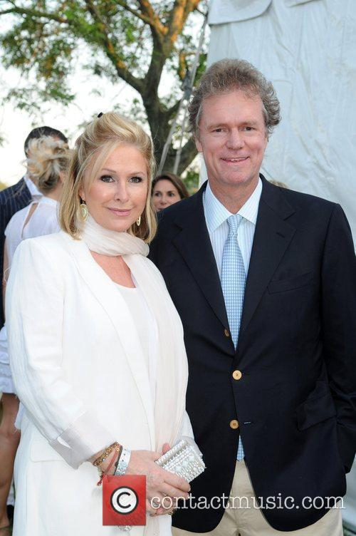 Kathy Hilton and Rick Hilton 1