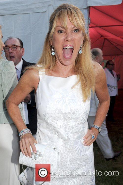 Ramona Singer Southampton Hospital's 51st annual summer party...