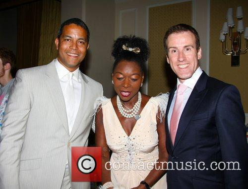Jeremy Guscott and Floella Benjamin 4