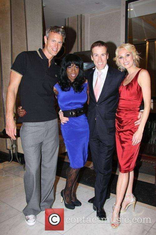 Mark Foster, Heather Small, Anton du Beke and...