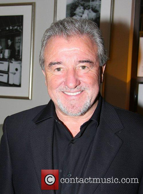 Terry Venables Sparks Charity Fashion Show held at...
