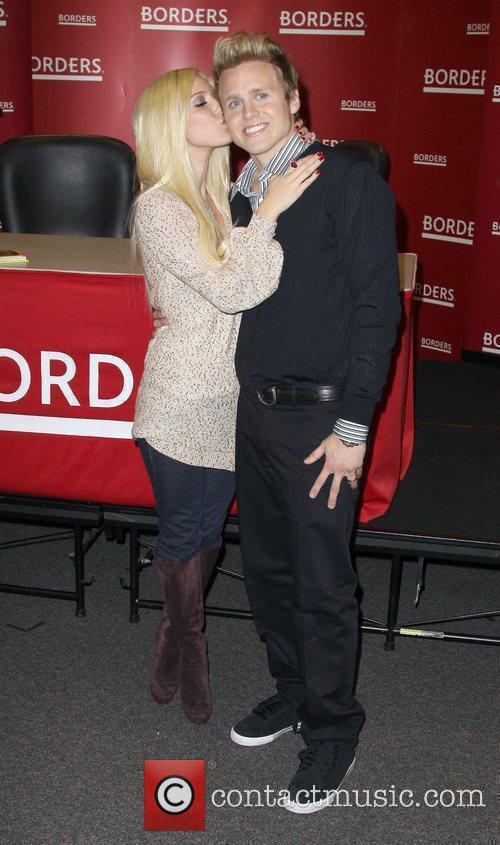 Heidi Montag and Spencer Pratt 2