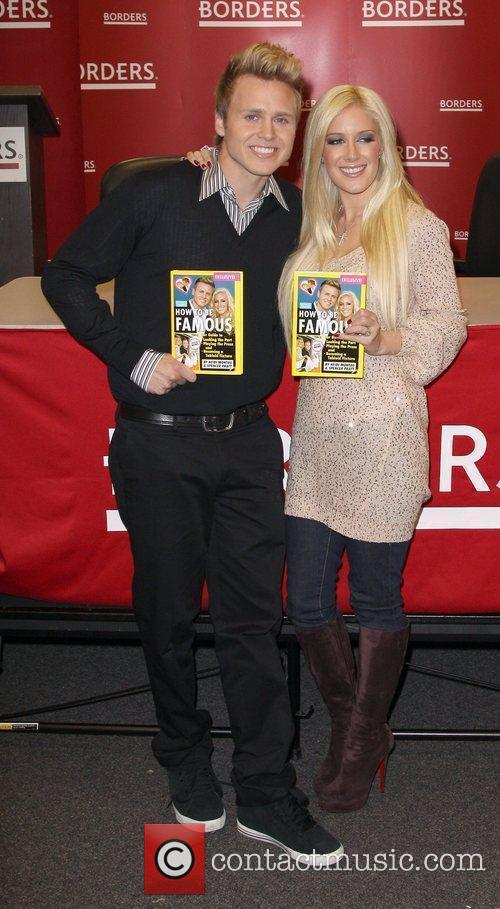 Heidi Montag and Spencer Pratt 7