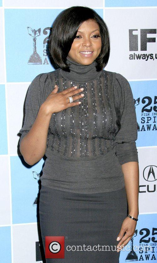 Taraji P. Henson 25th Film Independent Spirit Awards...