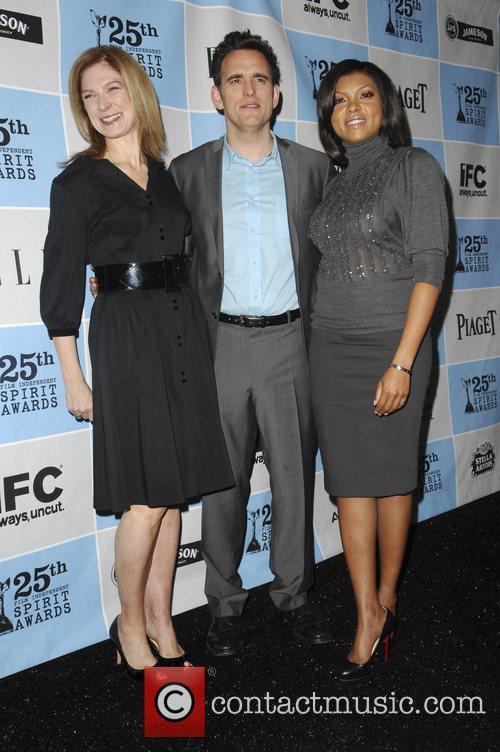 Matt Dillon, Taraji P. Henson and Dawn Hudson...