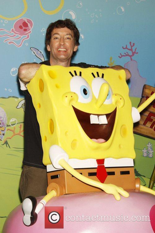 Tom Kenny and Spongebob Squarepants 4
