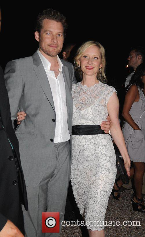 Anne Heche and boyfriend James Tupper Afterparty for...