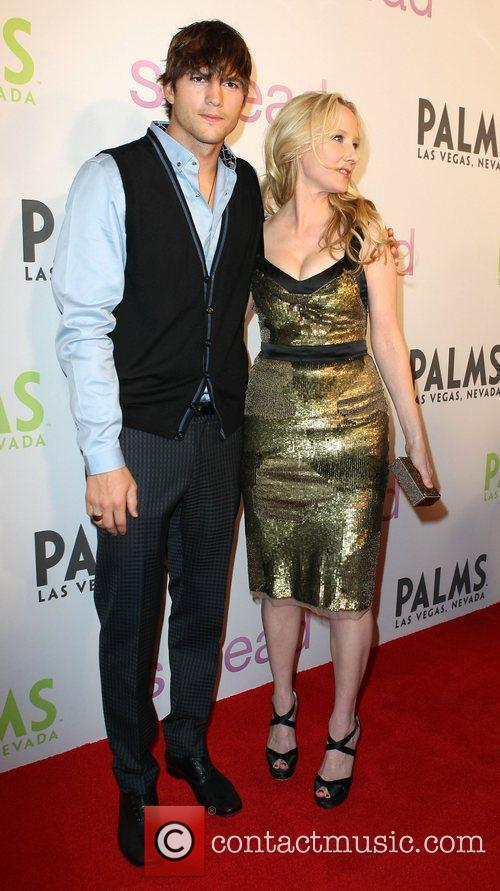 Ashton Kutcher and Anne Heche 8