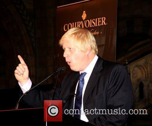 Mayor Boris Johnson 3