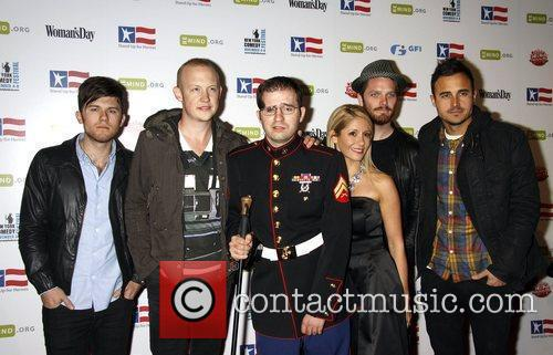 The Fray with guests 'Stand Up for Heroes:...