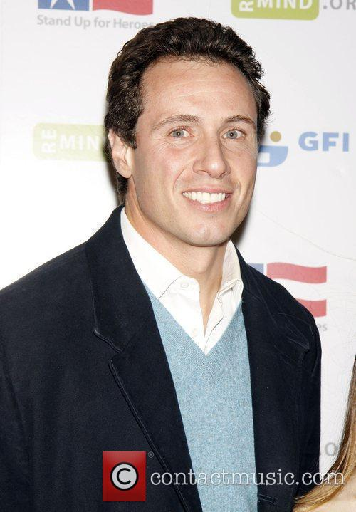 Chris Cuomo 'Stand Up for Heroes: A Benefit...