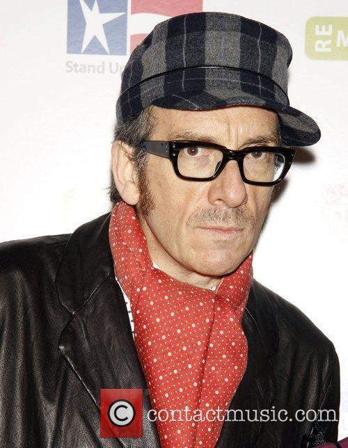 Elvis Costello 'Stand Up for Heroes: A Benefit...