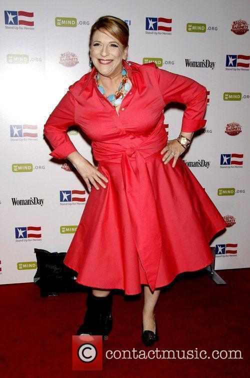 Lisa Lampanelli 'Stand Up for Heroes: A Benefit...
