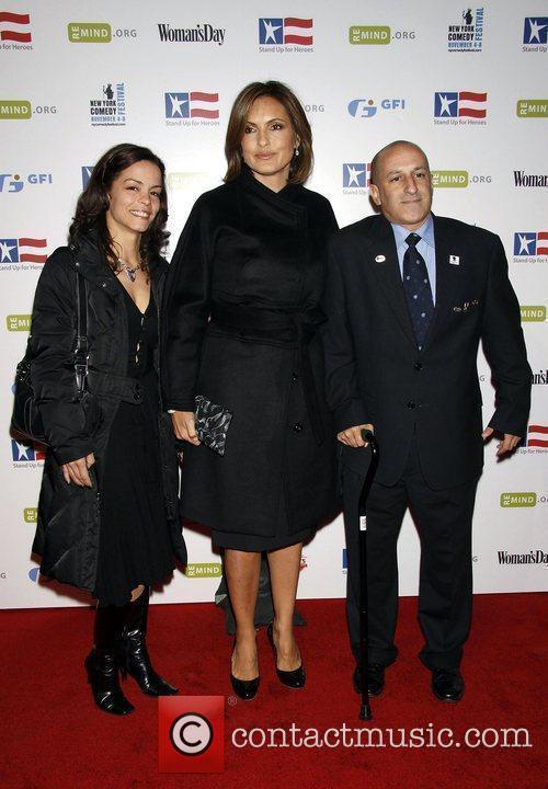 Mariska Hargitay and guests 'Stand Up for Heroes:...
