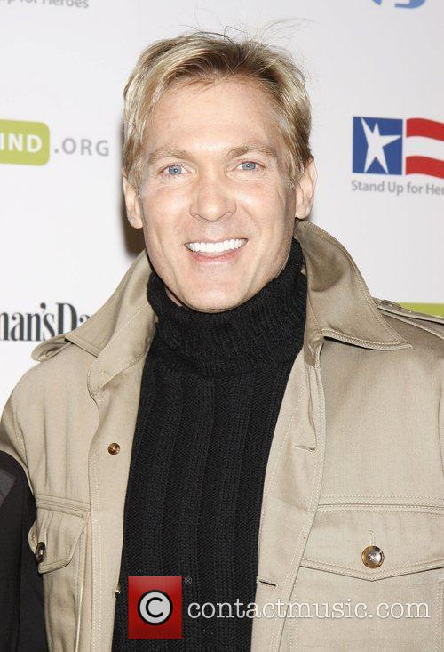 Sam Champion 'Stand Up for Heroes: A Benefit...
